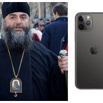 """""""მე მაქვს iPhone 11 PRO – ბოლო მოდელი არაა, გამოვიდა უკვე iPhone 12"""" – მეუფე ნიკოლოზი"""