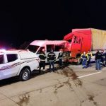 გორთან მომხდარ ავტოავარიაზე შსს-მ გამოძიება დაიწყო - გარდაცვლილია 5 მგზავრი