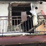 ლანჩხუთში ბუნებრივი აირის აფეთქების შედეგად დაშავებული მამაკაცი გარდაიცვალა