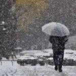 თოვლი, ნალექი და ძლიერი ქარი - როგორი ამინდია მოსალოდნელი უახლოესი დღეების განმავლობაში?