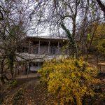 პოეტ ოტია ტრაპაიძის სახლი შუა სურებში(ფოტოები)