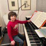 11 წლის ქართველმა ვუნდერკინდმა ბერლინის მუსიკალური სამყარო შოკში ჩააგდო
