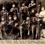 1921 წელს ბახმაროს დამცველთა რაზმი და ფირალი გოგია ღლონტი