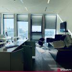 რა მდგომარეობაშია ენმ-ის ოფისი შტრუმის შემდეგ - ფოტოები
