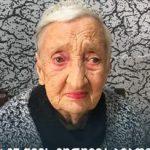 97 წლის ლანჩხუთელმა ბებომ კოვიდი დაამარცხა