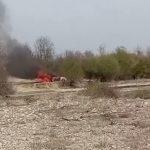 ვიდეო: პატრულის ჯარიმებით გაბრაზებულმა მოქალაქემ მანქანა დაწვა