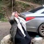 ვიდეო: ნამოხვანში კარვები დაარბიეს და მძიმე ტექნიკა შეიყვანეს