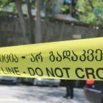 მკვლელობა ბოლნისში - ახალგაზრდა კაცს ცეცხლსასროლი იარაღიდან ესროლეს