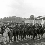 გურული მხედრები ედინბურგში, 1904 - ფოტო